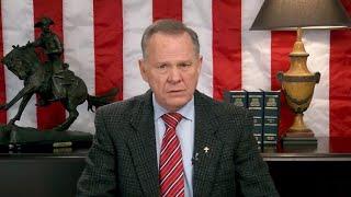 Roy Moore refuses to concede Alabama Senate race