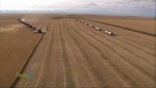 14 Case IH Axial Flow 8010  Mähdrescher  Harvest  Farm TV
