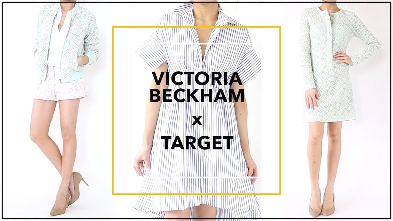 5f6ae7cd9 Victoria Beckham for TARGET Try On Haul + (CLOSED) GIVEAWAY | Clothing  Review | Miss Louie
