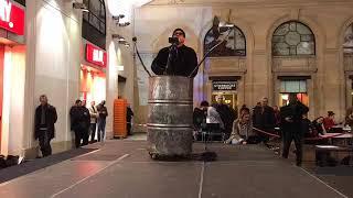 Joey Starr extrait de son spectacle Éloquence.