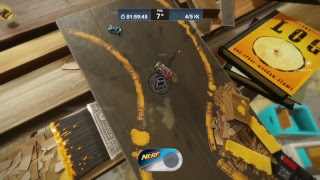 OMFG They Remastered This...... - Micro Machines WC - PS4 Only - Road to 250