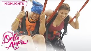 Dolce Amore: Giant Swing ride