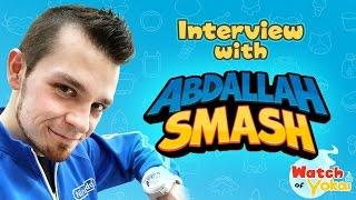 Interview w/ Yo-kai Watch YouTuber AbdallahSMASH026!
