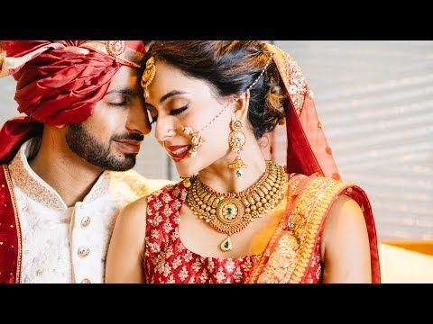 The wedding of Khushi & Mehul at Sheraton Hua Hin Resort & Spa - Thailand (Same day edit)