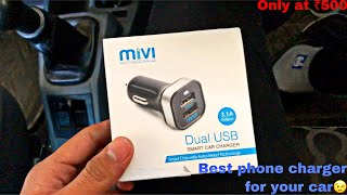 best mobile charger for car|| Fast charger ||Alto800