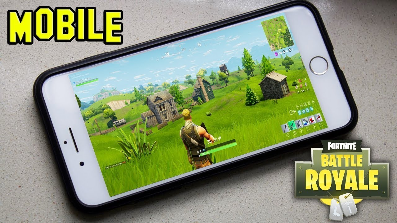 How To Download Fortnite On Ios App Store Youtube