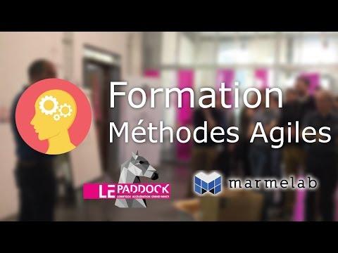 Formation - Méthodes Agiles - Le Paddock