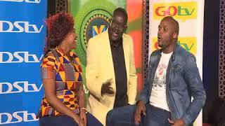 Hot Secrets TV : Daniel 'Churchill' Ndambuki is in search of Kenya's 'Ultimate Comic'