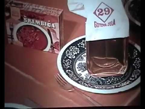 29 novembar subotica fabrika stare reklame youtube
