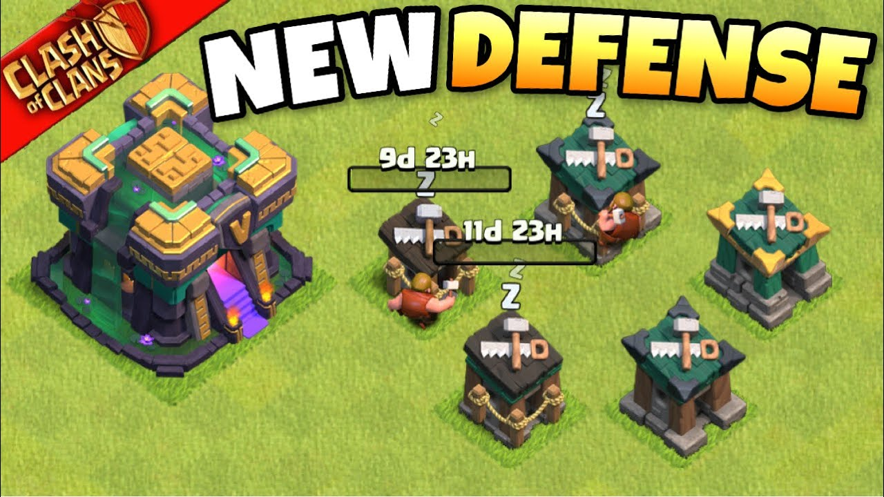 WEAPONIZED BUILDER HUTS! | Clash of Clans | Spring 2021 Update