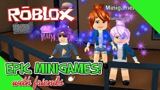 Roblox Epic Minigames with Friends!