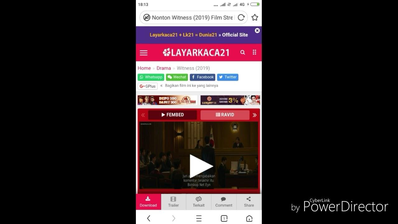 Cara download film korea di lk21