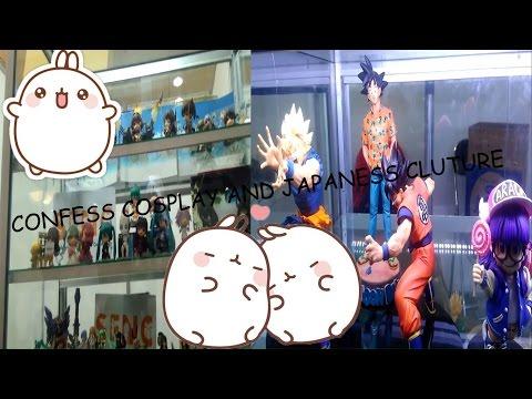 Confess Cosplay and Japanese Culture Surabaya   Vlog #2