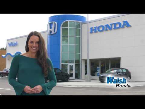 Walsh Honda | Meet Rachel 0.9 APR Offer