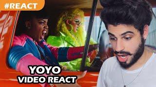 Baixar Gloria Groove - YoYo (feat. IZA) REACT/ANÁLISE