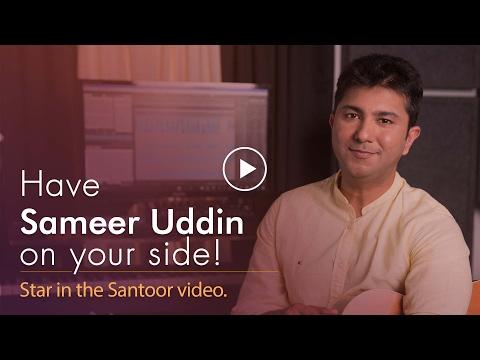 Sameer Uddin is calling for aspiring singers!