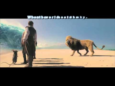 Carrie Underwood-There's A Place For Us Music Video. The Chronicles Of Narnia 3