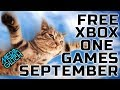 Free Xbox one games with Gold September 2017