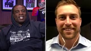 Minnesota Vikings WR Adam Thielen to Deion Sanders   Stefon Diggs puts me in the zone