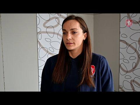 Ženy A | Rozhovory po smolné prohře ve Švýcarsku