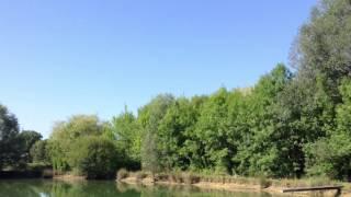 Les Cabanes Flottantes Du Lac De Pelisse
