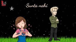 Karta Nahi Tu Kyun Mujhpe Yakeen || female version song || beautiful song || WhatsApp status