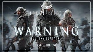 Hard Orchestral INSTRUMENTAL BEAT HIPHOP RAP - Warning (NightOne Collab)