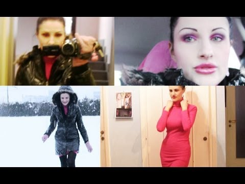 Nella neve con la diva vlog outfit youtube - La diva del tubo facebook ...