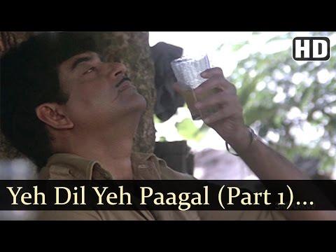 Yeh Dil Yeh Paagal Dil Mera | Maati Maange Khoon Songs | Shatrughan Sinha | Ghulam Ali |Filmigaane