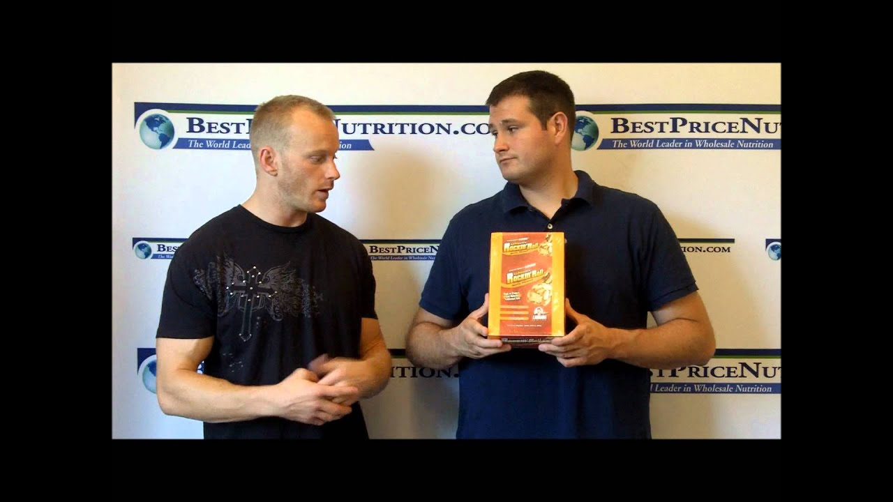 Top 10 Best Tasting Protein Bars Review 2012