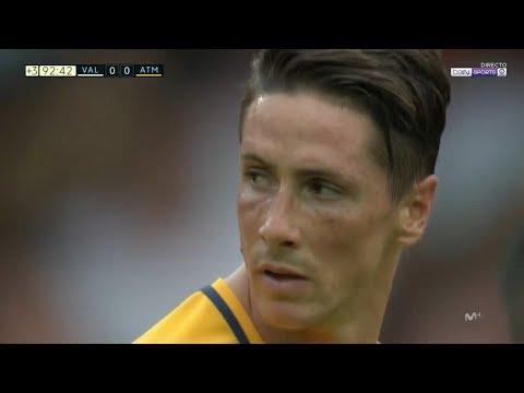 Fernando Torres vs Valencia Away (09/09/2017) HD 720p By OG2PROD2i