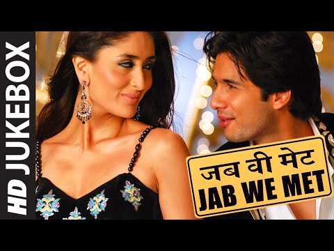 OFFICIAL: 'Jab We Met' FULL VIDEO SONGS JUKEBOX | Mauja Hi Mauja | T-Series