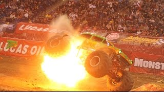 NEW : Monster Truck Crash & Monster Jam Video Collection - Best Video