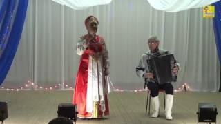 Русские народные песни - Русская гармонь(Смотреть исполнение русских народных песен в исполнении хора
