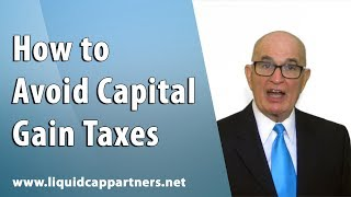 How to Avoid Capital Gain Taxes (1202 Strategy)
