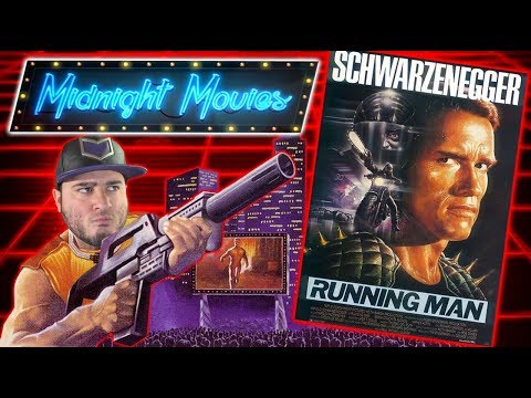 The Running Man (1987) Review - Midnight Movies