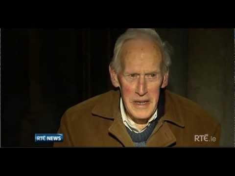 Legendary News Anchor Don Cockburn (Retired) makes a rare appearance on RTE