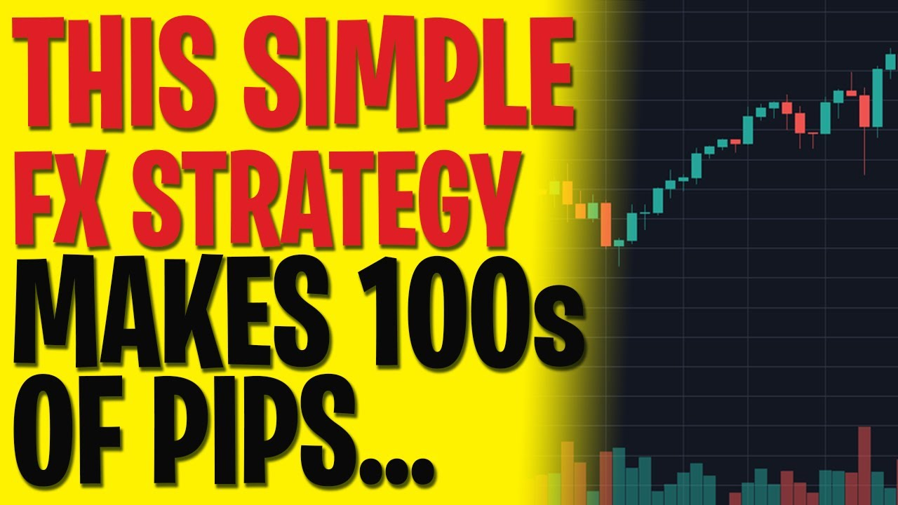 EASIEST FOREX TRADING STRATEGY I BEST FOREX TRADING STRATEGY |   FOREX TRADING STRATEGIES