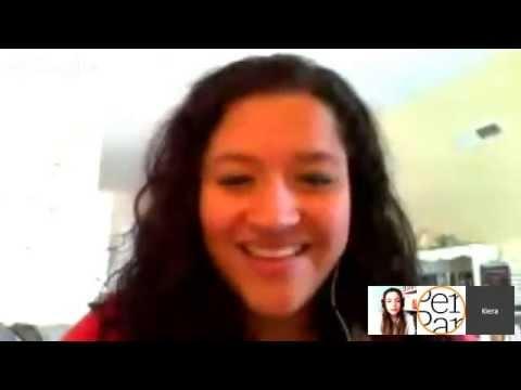 Hangout con Kiera Cass, autora de la trilogía LA SELECCIÓN