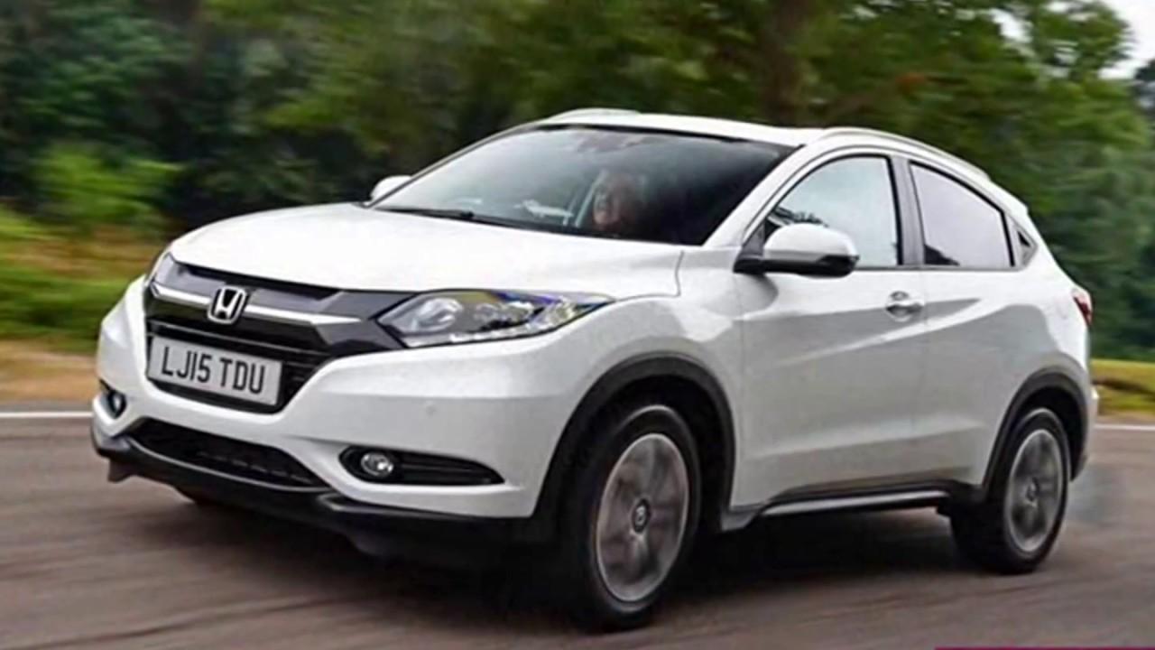New Honda Hrv 2018 Facelift Coming Soon