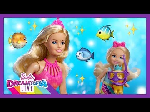 Радужная бухта Часть 1 | Dreamtopia LIVE | Барби Россия