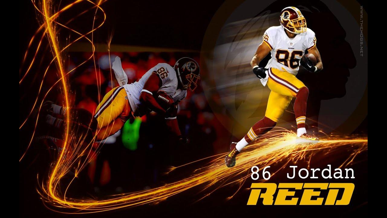 Jordan Reed Feeling Goodá´´á´° 2015 16 Highlights