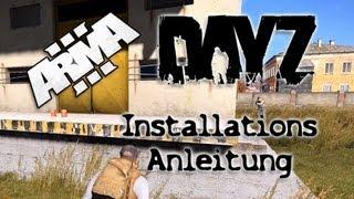DayZ in Arma 3 - Installations Anleitung für den Zoombies Mod [Deutsch] [HD+]