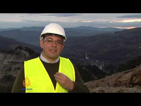 Gold mine creates controversy in Romania