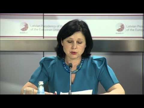 Press conference following the informal meeting of Ministers for Justice (Original)