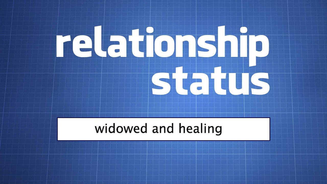 what is widowed relationship
