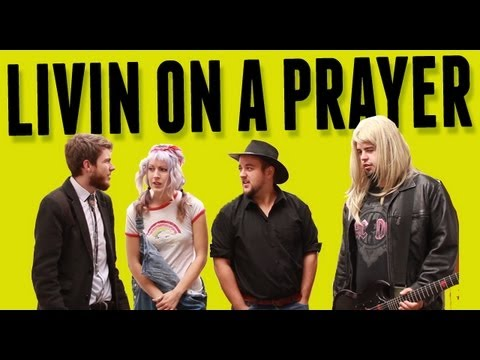 Bon Jovi - Livin On A Prayer (OFFICIAL Beef Seeds Cover)