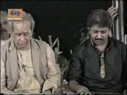 Pandit Bhimsen Joshi & Ustad Rashid Khan- Darbari (Pt. 1)