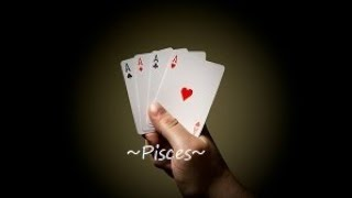 ~Pisces~08/21 to 08/28~What Does Your Heart Want? Pisces August Tarot Reading