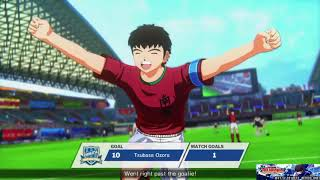 Captain Tsubasa Rise Of New Champions Guide To All Dynamic Actions (DAD)